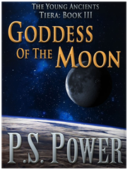 Goddess of the Moon • The Young Ancients: Book 13