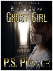 Ghost Girl • The Infected: Book 7