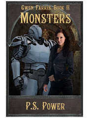 Monsters • Gwen Farris: Book 2