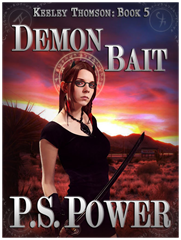 Demon Bait • Keeley Thomson: Book 5