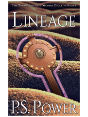 Lineage • YA Second Cycle: Book 1 / The Young Ancients: Book 17