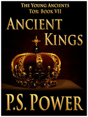 Ancient Kings • The Young Ancients: Book 9