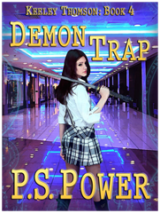 Demon Trap • Keeley Thomson: Book 4
